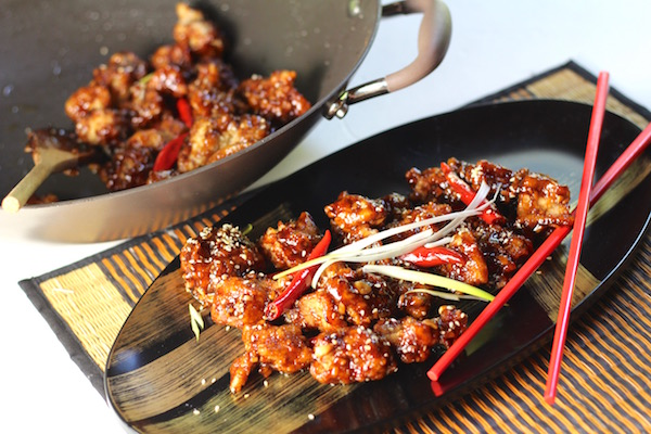 General tsos chicken a phoenix claws and jade tree cookbook kian is a food writer cooking teacher and food consultant specializing in chinese cuisine forumfinder Images