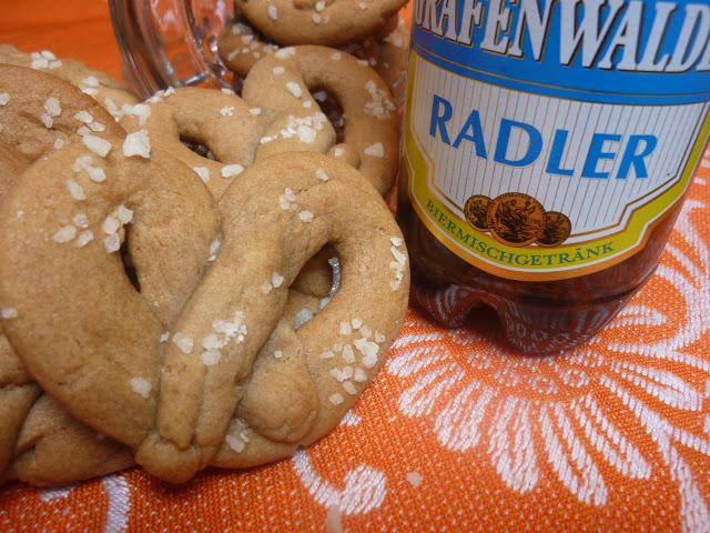 radler flavored pretzel cookies for oktoberfest  u2013 diary of